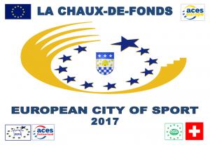 Logo Ville de la Chaux-de-fonds